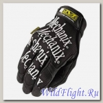 Перчатки Mechanix Original MG-05 black