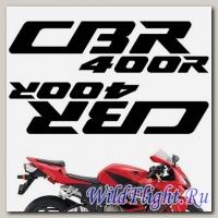 Комплект наклеек Crazy Iron HONDA CBR400R