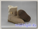 UGG WOMENS BAILEY BUTTON sand 5803
