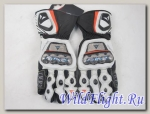 Перчатки Dainese FULL METAL White/Orange rp