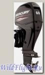 Четырехтактный подвесной лодочный мотор Mercury F60 ELPT EFI CT
