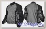 Куртка мотоциклетная (текстиль) Summer Night City черно-серебристый MICHIRU