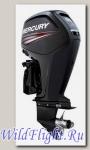 Четырехтактный подвесной лодочный мотор Mercury F100 EXLPT EFI CT