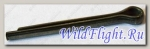 Шплинт 2.5х25мм, сталь LU018146