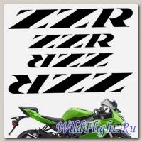 Комплект наклеек Crazy Iron KAWASAKI ZZR