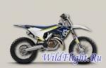 Мотоцикл Husqvarna TC 125