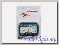 Чехол для навигатора GPS 4.3 с креплением на руль