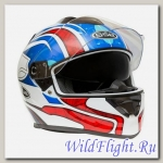 Шлем GSB G-350 Blue/Red