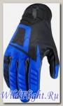 Перчатки ICON WIREFORM BLUE