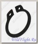 Кольцо стопорное 15мм, сталь LU015675