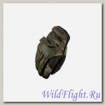 Перчатки Mechanix M-Pact camo woodland