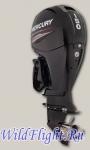 Четырехтактный подвесной лодочный мотор Mercury F150 L