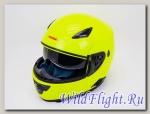 Шлем RSV Saturn, лазерный лимон (Hi Viz)