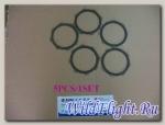 Диски сцепления фрикционные ведомые к-т XS125-K