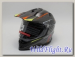 Шлем HIZER B6197-1 #3 light gray