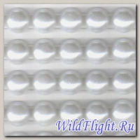 Наклейки набор (20х40) Стразы 8мм pearl