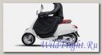 Чехол для скутера Vespa Primavera/Sprint/Elettrica (для езды) Black