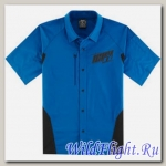 Рубашка ICON Shop Shirt Overlord Blue