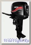 Лодочный мотор HDX Titanium T 18 BMS
