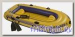 Лодка Intex Challenger-3 Set (68370)