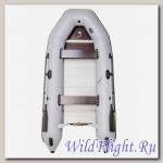 Лодка НАШИ ЛОДКИ PATRIOT 360 AL классика aluminium
