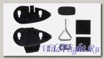 Запасные части крепежа для Interphone F5 MC/XT