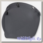 Стекло для шлема AFX 3-SNAP VINTAGE FLIP BUBBLE SHIELD SMOKE