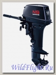 Лодочный мотор 2-х тактный NS Marine NM 9,9 D2 S