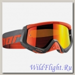 Очки THOR SNIPER WARSHIP CHARCOAL/ORANGE GOGGLE