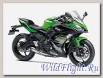 Мотоцикл Kawasaki Ninja 650 Special Edition WSB 2019
