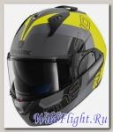 Шлем SHARK Evo-One 2 Slasher yellow silver