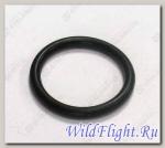 Кольцо уплотнительное 22x2.8 мм, резина LU022921