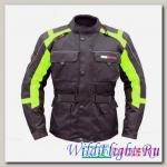 Мотокуртка MOTOCYCLETTO RIMINI FLUORI туристическая текстильная