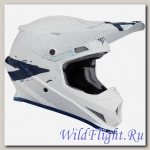 Шлем Thor YOUTH SECTOR HYPE White/Blue