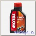 Мотор/масло MOTUL 7100 4T SAE 10w-30 (1л) (MOTUL)