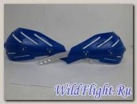 Защита рук (пара) HP15 синие армированные SM-PARTS