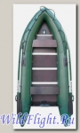 Лодка Elling Барракуда-370 Киль