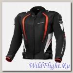 куртка SHIMA MESH PRO BLACK/RED