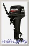 Двухтактный подвесной лодочный мотор Mercury 15 MLH