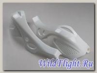Защита рук (пара) HP02 белые SM-PARTS