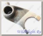 Вилка механизма переключения передач (II), сталь LU040279