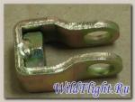 Вилка крепления троса тормоза, сталь LU029658