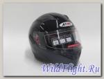 Шлем (модуляр) Ataki FF902 Solid черный глянцевый