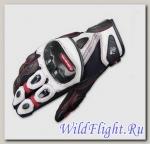 Перчатки KOMINE GK-160 Black/White