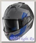 Шлем SHARK Evo-One 2 Slasher silver blue