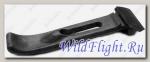 Лента фиксирующая капота, резина LU043185