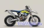 Мотоцикл Husqvarna FE 450
