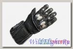 Перчатки MOTOCYCLETTO TRIBUNA, кожа, Iphone touch