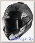 Шлем SHARK Evo-One 2 Slasher black grey