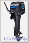 Двухтактный подвесной лодочный мотор Mercury 25 MH Sea Pro